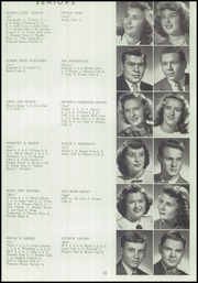 Page 25, 1948 Edition, George Rogers Clark High School - Powder Horn Yearbook (Whiting, IN) online yearbook collection