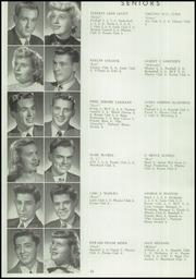 Page 28, 1948 Edition, George Rogers Clark High School - Powder Horn Yearbook (Whiting, IN) online yearbook collection