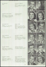 Page 29, 1948 Edition, George Rogers Clark High School - Powder Horn Yearbook (Whiting, IN) online yearbook collection