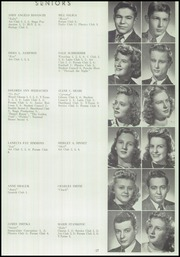 Page 31, 1948 Edition, George Rogers Clark High School - Powder Horn Yearbook (Whiting, IN) online yearbook collection