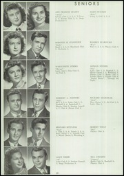 Page 32, 1948 Edition, George Rogers Clark High School - Powder Horn Yearbook (Whiting, IN) online yearbook collection