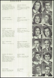 Page 33, 1948 Edition, George Rogers Clark High School - Powder Horn Yearbook (Whiting, IN) online yearbook collection