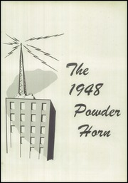 Page 5, 1948 Edition, George Rogers Clark High School - Powder Horn Yearbook (Whiting, IN) online yearbook collection