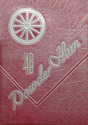George Rogers Clark High School - Powder Horn Yearbook (Whiting, IN) online yearbook collection, 1949 Edition, Page 1