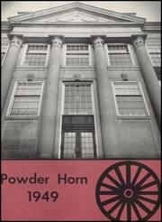 Page 5, 1949 Edition, George Rogers Clark High School - Powder Horn Yearbook (Whiting, IN) online yearbook collection