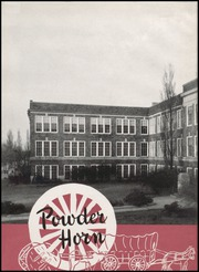 Page 6, 1949 Edition, George Rogers Clark High School - Powder Horn Yearbook (Whiting, IN) online yearbook collection