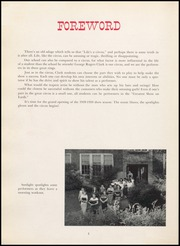 Page 8, 1950 Edition, George Rogers Clark High School - Powder Horn Yearbook (Whiting, IN) online yearbook collection