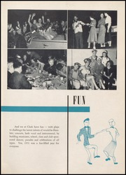 Page 11, 1953 Edition, George Rogers Clark High School - Powder Horn Yearbook (Whiting, IN) online yearbook collection
