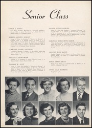 Page 14, 1953 Edition, George Rogers Clark High School - Powder Horn Yearbook (Whiting, IN) online yearbook collection