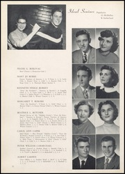 Page 16, 1953 Edition, George Rogers Clark High School - Powder Horn Yearbook (Whiting, IN) online yearbook collection