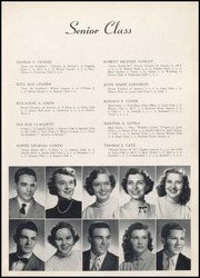 Page 17, 1953 Edition, George Rogers Clark High School - Powder Horn Yearbook (Whiting, IN) online yearbook collection