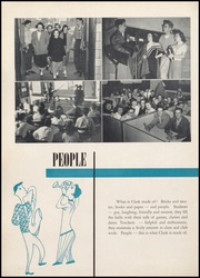 Page 8, 1953 Edition, George Rogers Clark High School - Powder Horn Yearbook (Whiting, IN) online yearbook collection