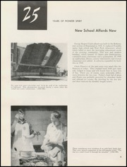 Page 10, 1957 Edition, George Rogers Clark High School - Powder Horn Yearbook (Whiting, IN) online yearbook collection