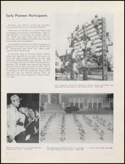 Page 13, 1957 Edition, George Rogers Clark High School - Powder Horn Yearbook (Whiting, IN) online yearbook collection