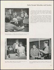 Page 16, 1957 Edition, George Rogers Clark High School - Powder Horn Yearbook (Whiting, IN) online yearbook collection
