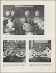 Page 17, 1957 Edition, George Rogers Clark High School - Powder Horn Yearbook (Whiting, IN) online yearbook collection