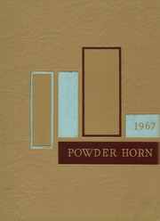 George Rogers Clark High School - Powder Horn Yearbook (Whiting, IN) online yearbook collection, 1967 Edition, Page 1