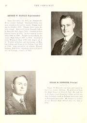 Page 16, 1919 Edition, Elwood Community High School - Crescent Yearbook (Elwood, IN) online yearbook collection