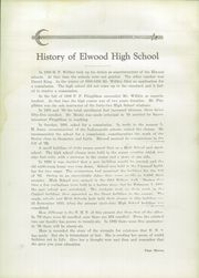 Page 15, 1925 Edition, Elwood Community High School - Crescent Yearbook (Elwood, IN) online yearbook collection