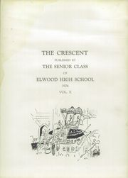 Page 9, 1925 Edition, Elwood Community High School - Crescent Yearbook (Elwood, IN) online yearbook collection