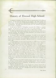 Page 15, 1926 Edition, Elwood Community High School - Crescent Yearbook (Elwood, IN) online yearbook collection