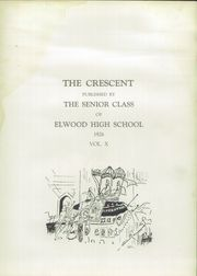 Page 9, 1926 Edition, Elwood Community High School - Crescent Yearbook (Elwood, IN) online yearbook collection