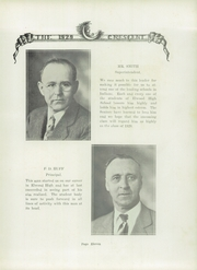 Page 15, 1929 Edition, Elwood Community High School - Crescent Yearbook (Elwood, IN) online yearbook collection