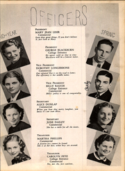 Page 17, 1938 Edition, Elwood Community High School - Crescent Yearbook (Elwood, IN) online yearbook collection