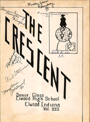Page 5, 1938 Edition, Elwood Community High School - Crescent Yearbook (Elwood, IN) online yearbook collection