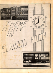 Page 7, 1938 Edition, Elwood Community High School - Crescent Yearbook (Elwood, IN) online yearbook collection