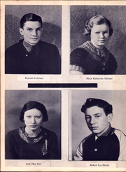 Page 8, 1938 Edition, Elwood Community High School - Crescent Yearbook (Elwood, IN) online yearbook collection