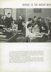 Page 14, 1943 Edition, Elwood Community High School - Crescent Yearbook (Elwood, IN) online yearbook collection