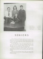 Page 34, 1947 Edition, Elwood Community High School - Crescent Yearbook (Elwood, IN) online yearbook collection