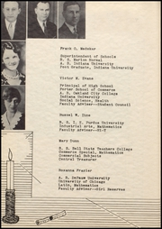Page 16, 1935 Edition, Alexandria Monroe High School - Spectrum Yearbook (Alexandria, IN) online yearbook collection