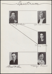 Page 16, 1936 Edition, Alexandria Monroe High School - Spectrum Yearbook (Alexandria, IN) online yearbook collection