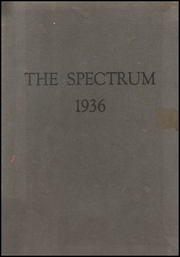 Page 5, 1936 Edition, Alexandria Monroe High School - Spectrum Yearbook (Alexandria, IN) online yearbook collection