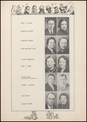 Page 13, 1938 Edition, Alexandria Monroe High School - Spectrum Yearbook (Alexandria, IN) online yearbook collection