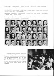 Page 10, 1942 Edition, Alexandria Monroe High School - Spectrum Yearbook (Alexandria, IN) online yearbook collection