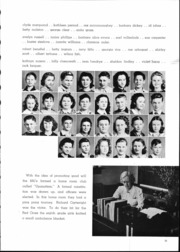 Page 16, 1942 Edition, Alexandria Monroe High School - Spectrum Yearbook (Alexandria, IN) online yearbook collection