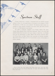 Page 11, 1944 Edition, Alexandria Monroe High School - Spectrum Yearbook (Alexandria, IN) online yearbook collection