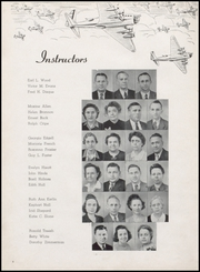 Page 12, 1944 Edition, Alexandria Monroe High School - Spectrum Yearbook (Alexandria, IN) online yearbook collection