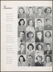 Page 16, 1944 Edition, Alexandria Monroe High School - Spectrum Yearbook (Alexandria, IN) online yearbook collection