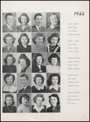 Page 17, 1944 Edition, Alexandria Monroe High School - Spectrum Yearbook (Alexandria, IN) online yearbook collection