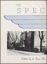 Page 6, 1944 Edition, Alexandria Monroe High School - Spectrum Yearbook (Alexandria, IN) online yearbook collection