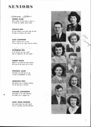 Page 13, 1946 Edition, Alexandria Monroe High School - Spectrum Yearbook (Alexandria, IN) online yearbook collection