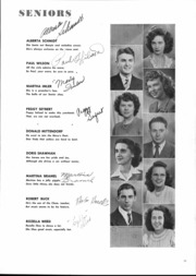 Page 15, 1946 Edition, Alexandria Monroe High School - Spectrum Yearbook (Alexandria, IN) online yearbook collection
