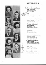 Page 16, 1946 Edition, Alexandria Monroe High School - Spectrum Yearbook (Alexandria, IN) online yearbook collection