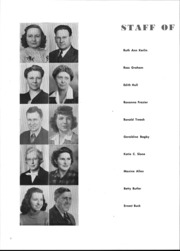 Page 8, 1946 Edition, Alexandria Monroe High School - Spectrum Yearbook (Alexandria, IN) online yearbook collection