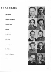 Page 9, 1946 Edition, Alexandria Monroe High School - Spectrum Yearbook (Alexandria, IN) online yearbook collection