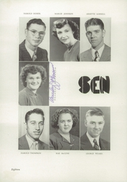 Page 22, 1949 Edition, Alexandria Monroe High School - Spectrum Yearbook (Alexandria, IN) online yearbook collection